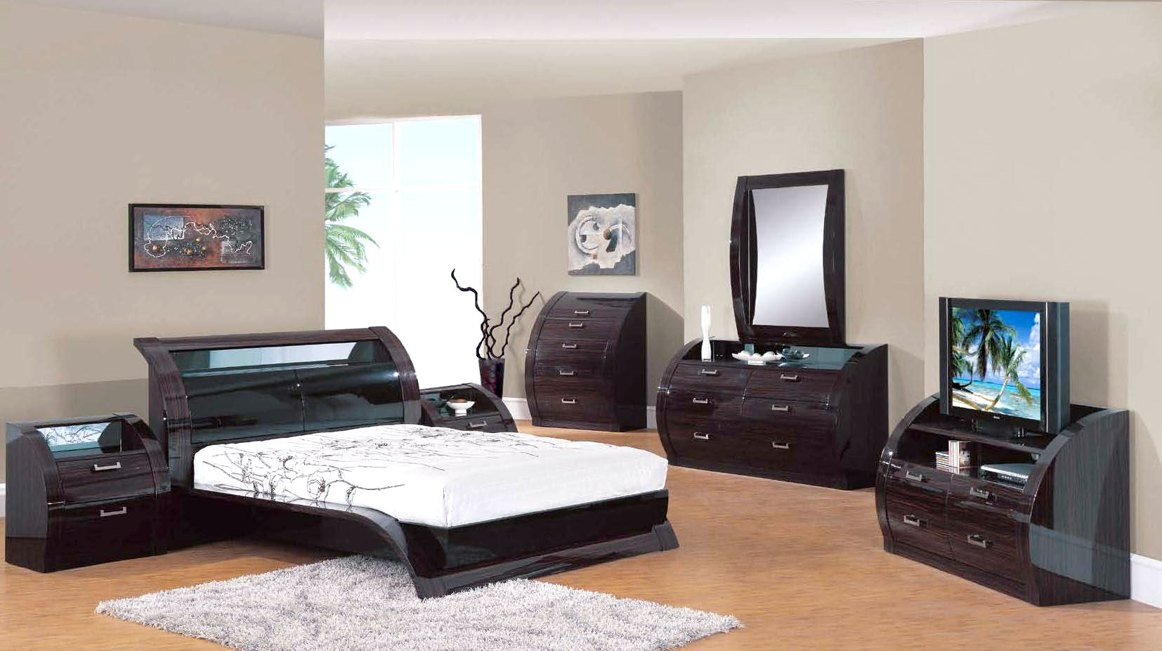 Furnitures fashion modern bedroom furniture design - Furnitures Fashion Modern Bedroom Furniture Design 25