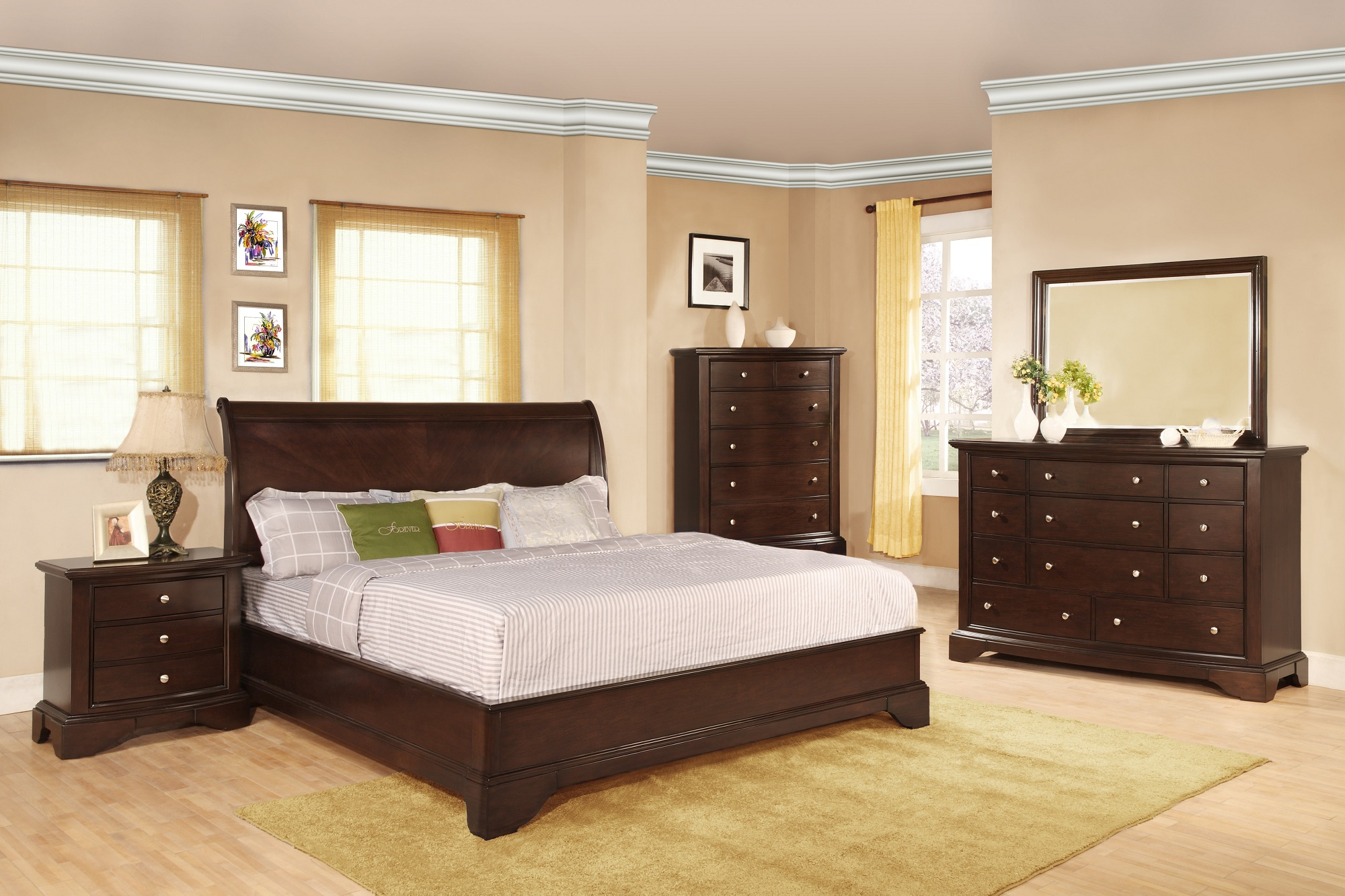 Bedroom Sets. Excellent Jason Piece King Bedroom Set Bobus ...