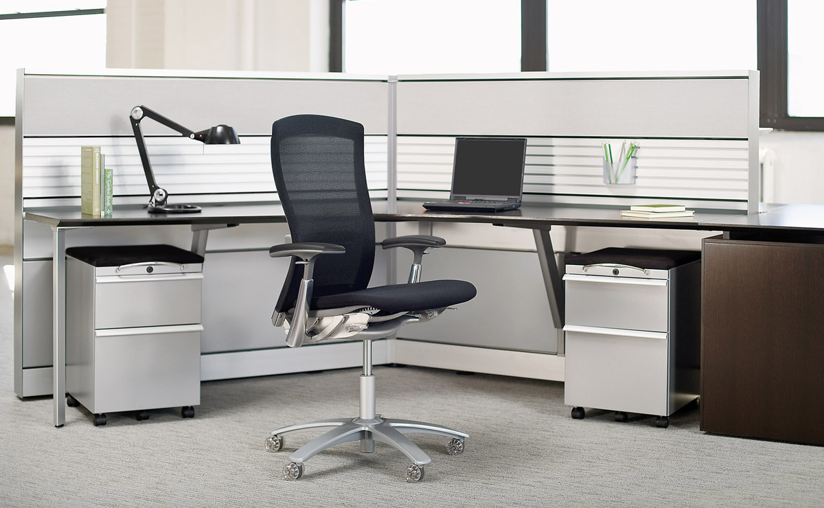 black office table. Black Office Table G