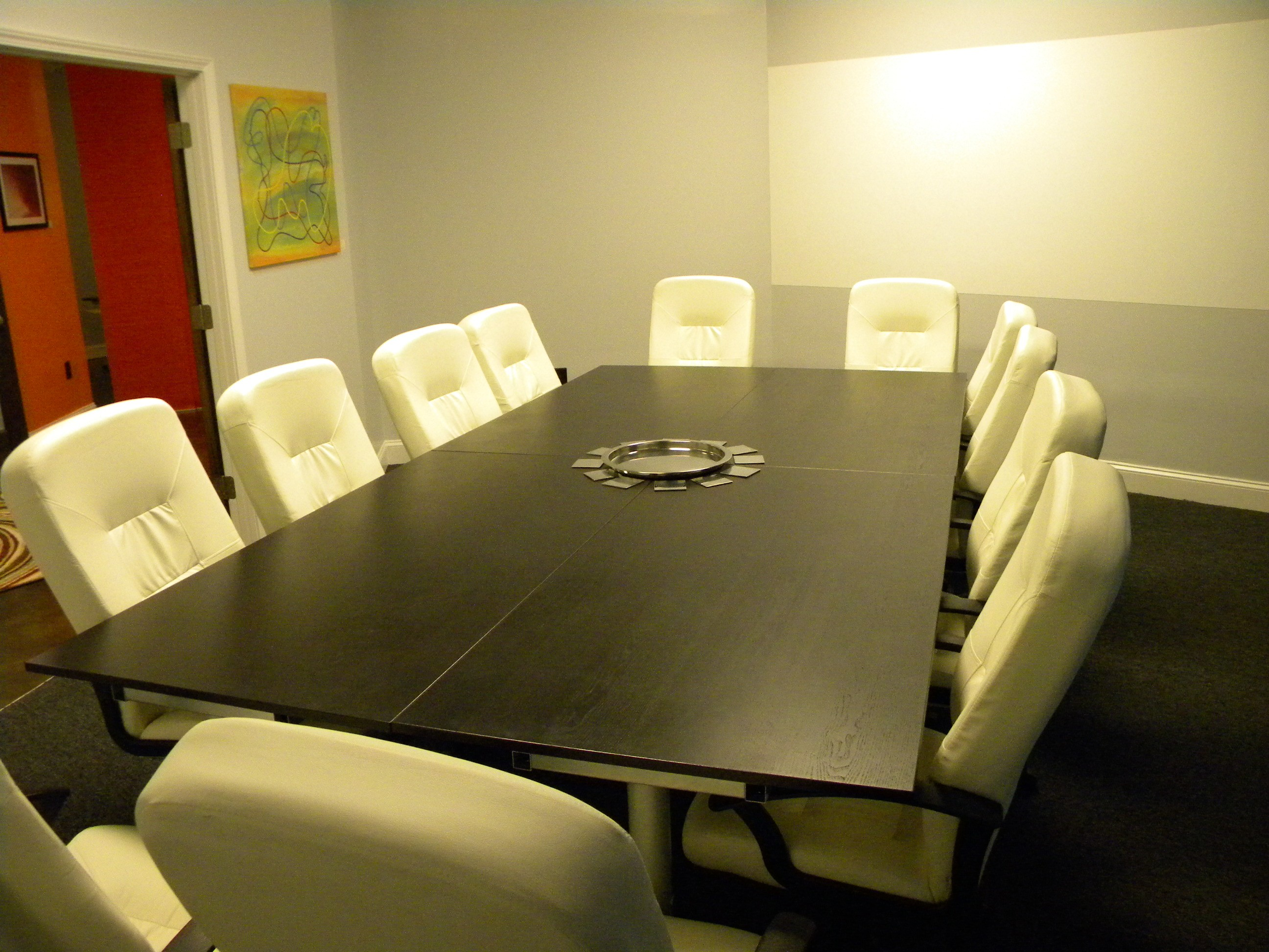 Office Desks KEKO FURNITURE - Conference table chairs with wheels