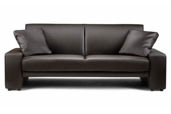 Genial Leather Sofa