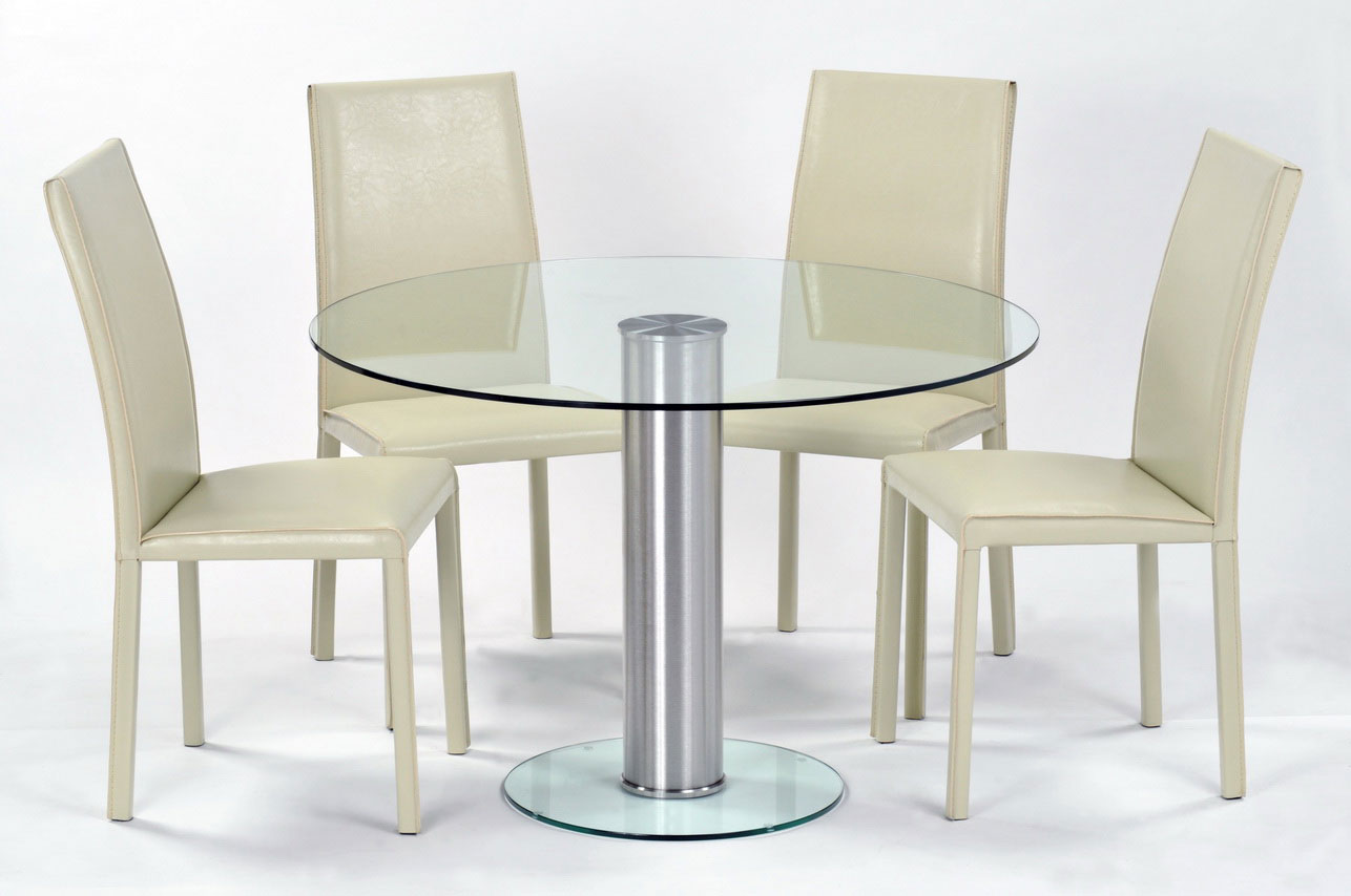Glass Dining Room Tables Round Round Glass Dining Table Photos High Dining Sets Deluxe Room