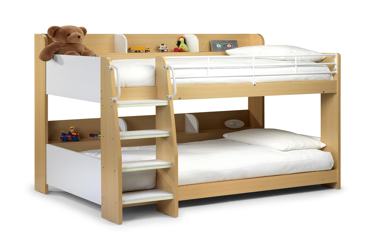 Bunk Bed Awesome Atlantic Furniture Columbia Twin Over