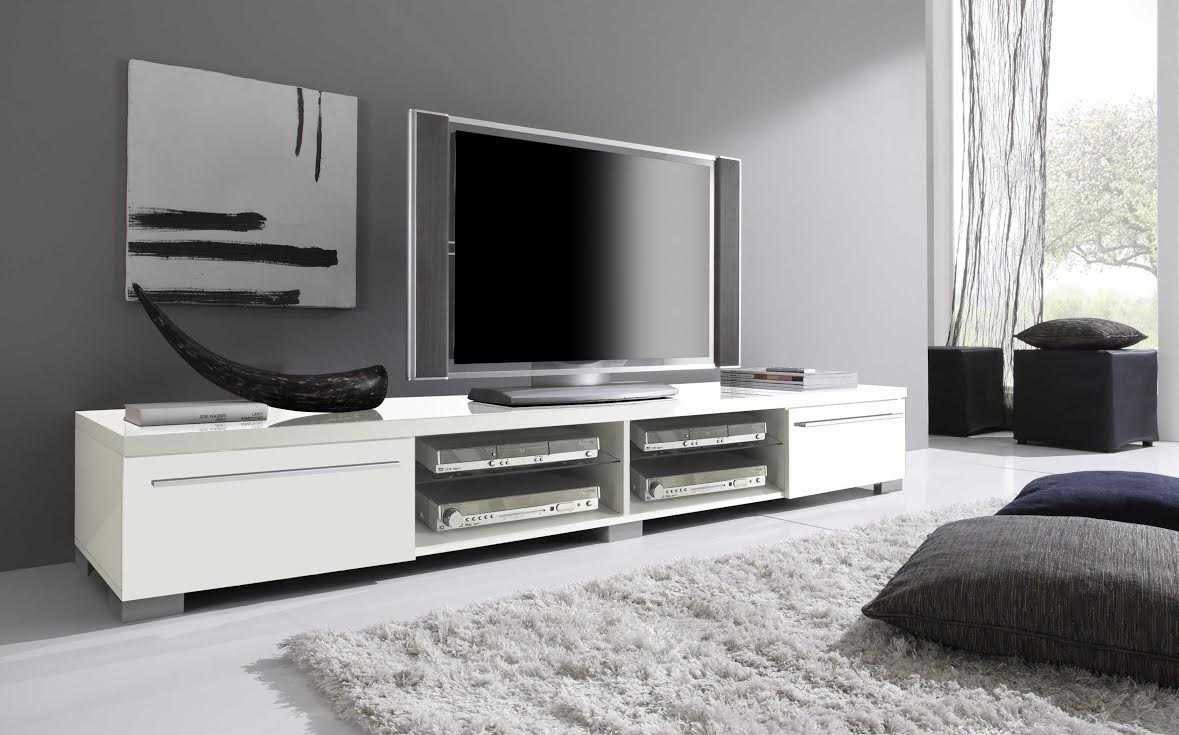 Executive Wooden TV Cabinet